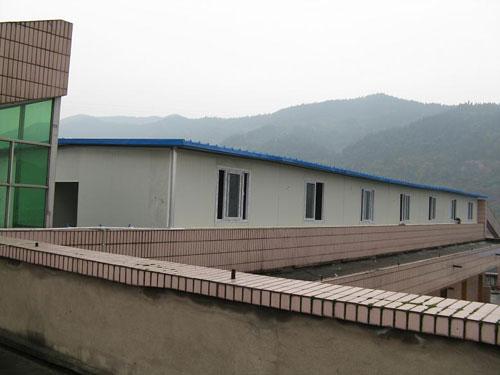 焦作彩钢房施工_彩钢板房相关-洛阳创新钢构工程有限公司