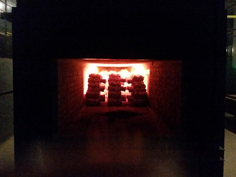 广西模壳焙烧炉_天然气焙烧炉相关-林州红红火燃控设备有限公司