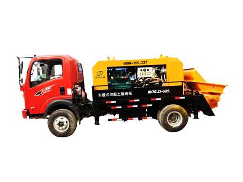 柴油机混凝土输送泵多少钱_微型混凝土输送泵相关-湖南云方机械设备有限公司