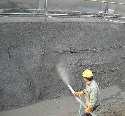 高品质边坡挂网喷浆多少一平方米_边坡喷浆相关-湖南云方机械设备有限公司