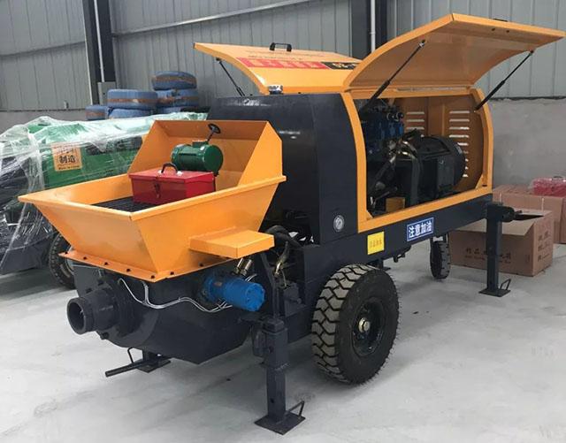 地泵厂家_地泵配件相关-湖南云方机械设备有限公司
