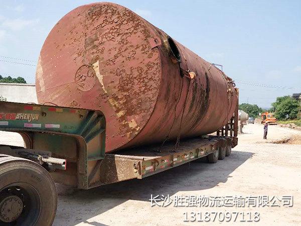长沙大件设备运输哪里有_垂直运输设备相关-长沙胜强物流运输有限公司