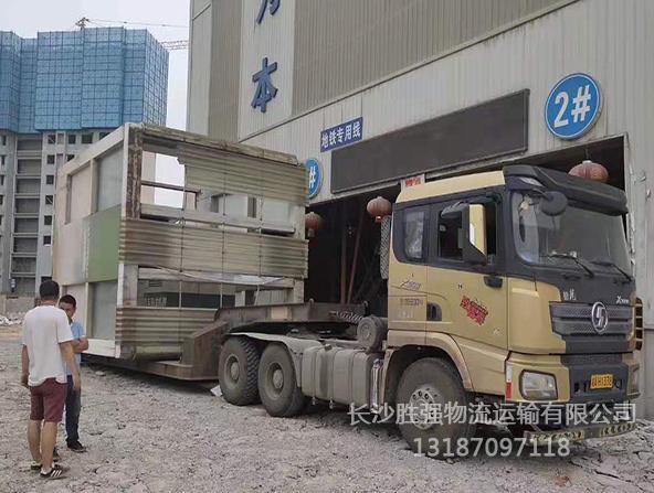 正宗湖南查大件机械运输公司电话_机械运输价格相关-长沙胜强物流运输有限公司