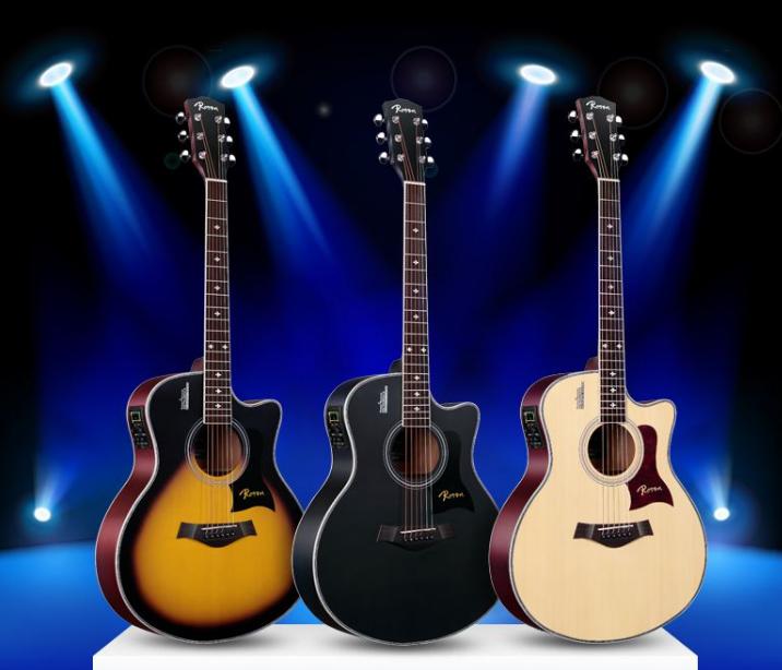 上海入门卢森吉他哪款好-河南欧乐乐器批发有限公司