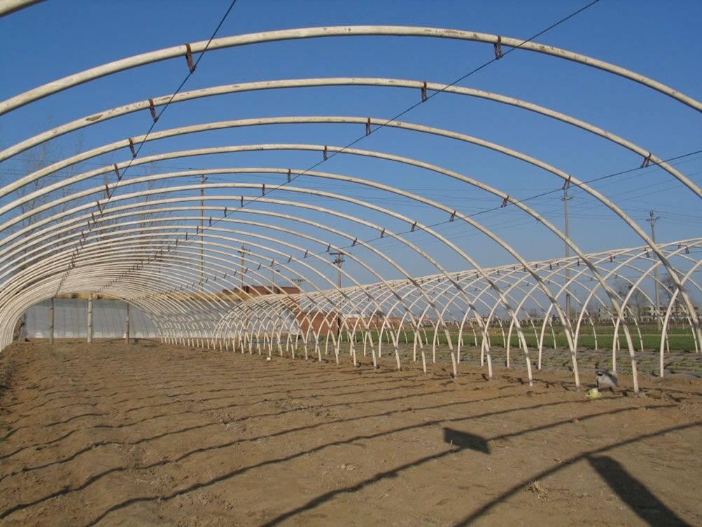 塑料大棚钢骨架哪家好_智能温室、大棚出售-长沙市绿地棚业有限公司