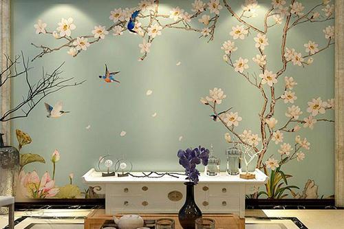 双流区墙纸装修_pvc墙纸厂家相关-高新区中和名流布艺店