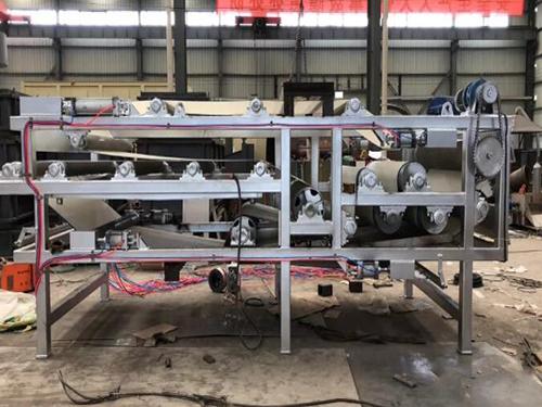 建筑垃圾处理设备_制造压滤机机相关-衡阳市朝阳重机有限公司