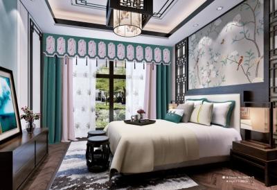 成都金牛区窗帘_质量好的窗帘定制-高新区中和名流布艺店