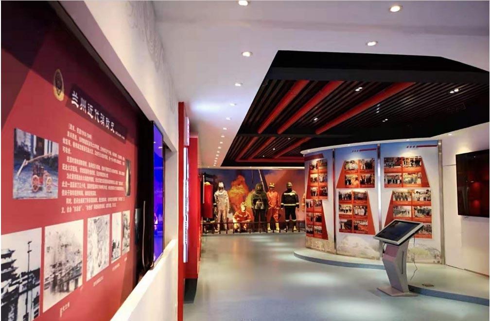 智能廉政教育基地总承包_多媒体展览设计制作策划-西安光之影科技发展有限公司