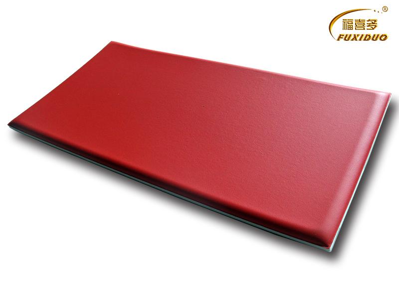 软包板安装过程_吸音隔音、吸声材料-新乡卫滨区福喜多幕墙材料制造厂