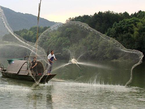 正宗广西地笼网_地笼网哪家好相关-沅江市福利渔网加工厂