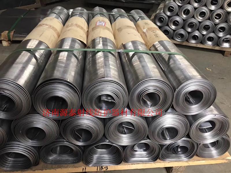 质量好铅板_铅板供应商相关-济南源泰射线防护器材有限公司