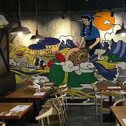 来宾室内彩绘_彩绘公司相关-大宏图装饰工程有限公司