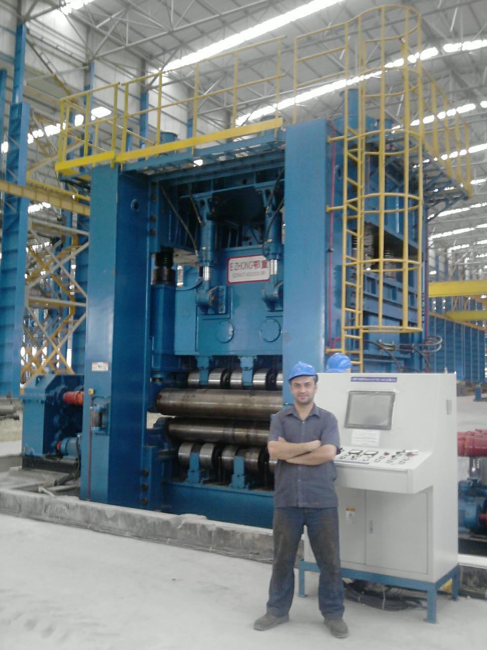 质量好卷板机回收供应商_卷板机相关