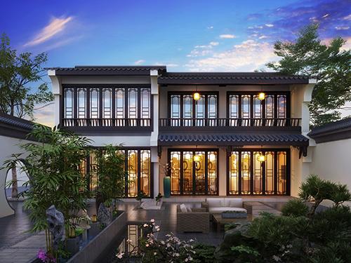轻钢结构别墅有多少厂家_湖南奥菲克斯建筑科技有限公司_16898网