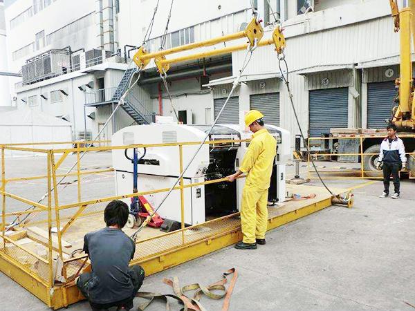 高品质长沙精密设备吊装_吊装绳带相关-长沙市同茂装卸搬运有限公司
