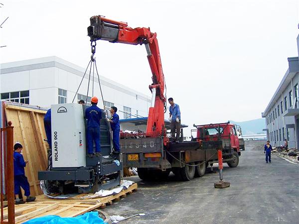 湖南专业设备吊装_其他工程与建筑机械工程-长沙市同茂装卸搬运有限公司