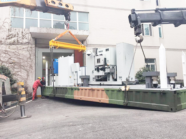 长沙重型设备吊装_工业设备维修、安装相关-长沙市同茂装卸搬运有限公司