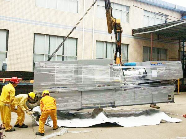湖南精密设备吊装_口碑好的其他工程与建筑机械工程-长沙市同茂装卸搬运有限公司