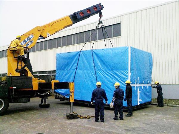 湘潭工厂设备起重_建筑项目合作-长沙市同茂装卸搬运有限公司