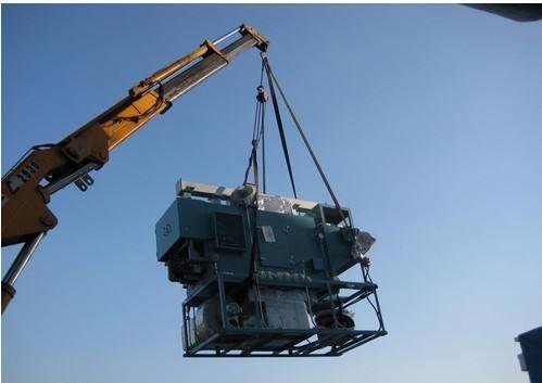 精密设备吊装_其他工程与建筑机械施工-长沙市同茂装卸搬运有限公司