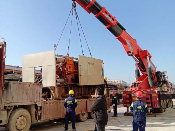 湖南专业设备吊装_正规其他工程与建筑机械-长沙市同茂装卸搬运有限公司