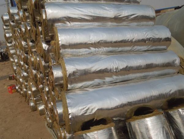 洛阳岩棉管价格_岩棉管设备相关-洛阳市易圆保温材料有限公司