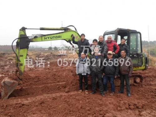 培训机构怎么样_挖土机职业培训价格-金华市万隆工程机械技能培训部