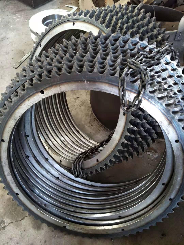 雙節距不銹鋼鏈條加工_不銹鋼傳動鏈條相關-興化市五鑫鏈輪廠