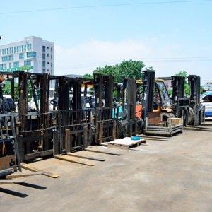 高品質金華二手叉車租賃_二手物流設備相關-金華市合強工程機械有限公司