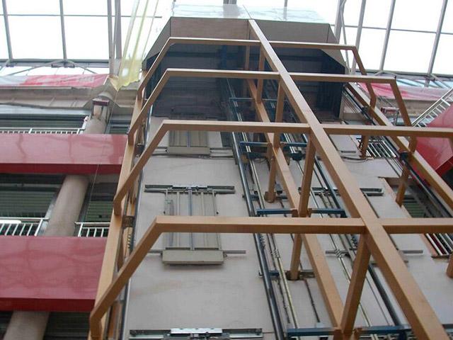 电梯钢结构公司_大型钢结构费用-湖南天泰钢结构有限公司