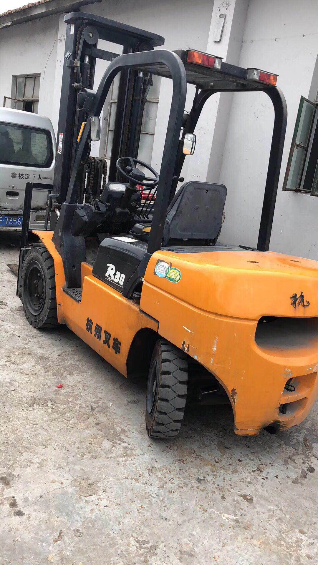 浙江二手叉車租賃_電動叉車-金華市合強工程機械有限公司
