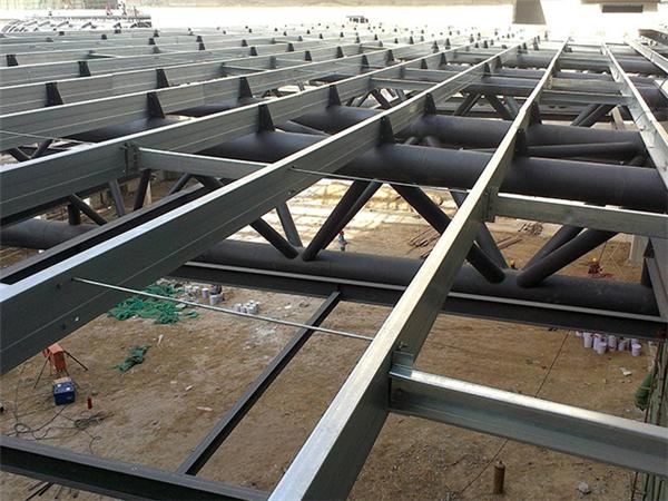 高品质夹层钢结构多少钱_钢结构夹层搭建相关-湖南天泰钢结构有限公司