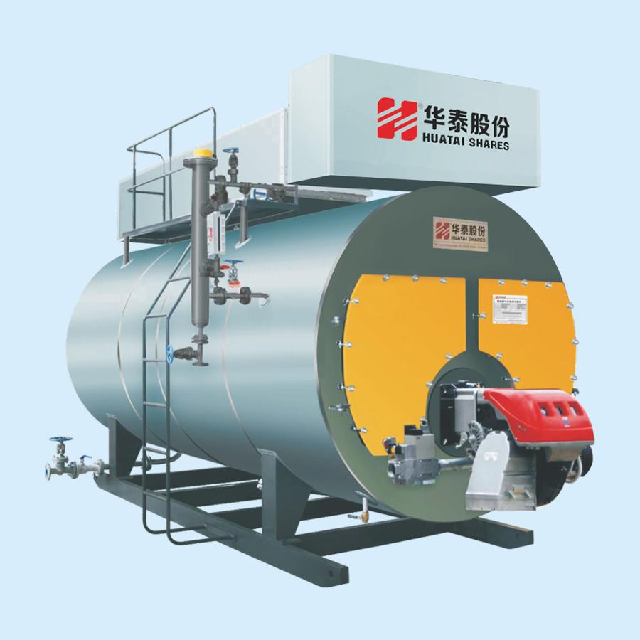 四吨冷凝低氮蒸汽锅炉生产厂家_三吨工业锅炉及配件供应厂家-河南华泰石化装备股份有限公司