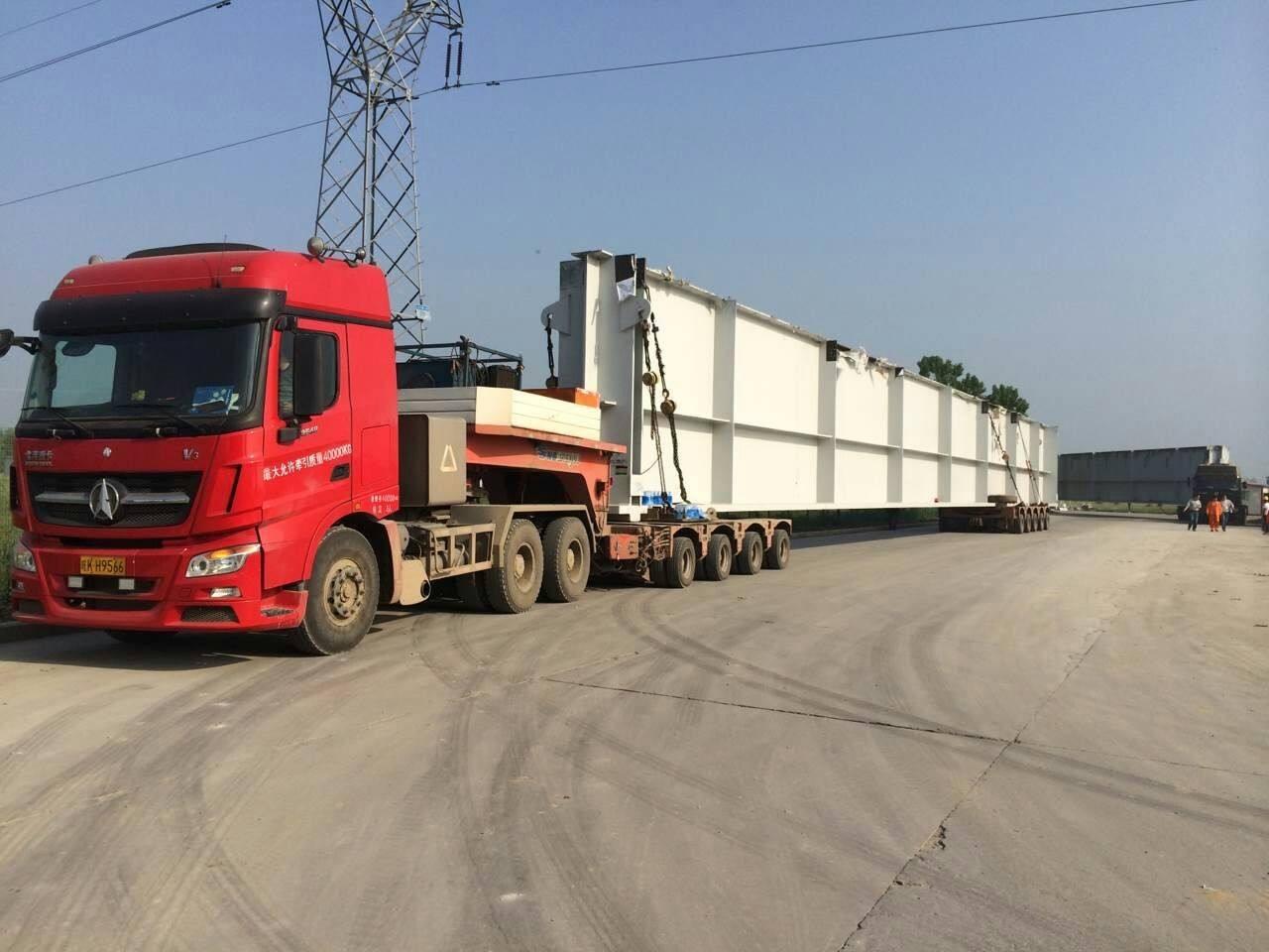 大件物流货运公司_第三方物流-湖南博渡物流有限公司
