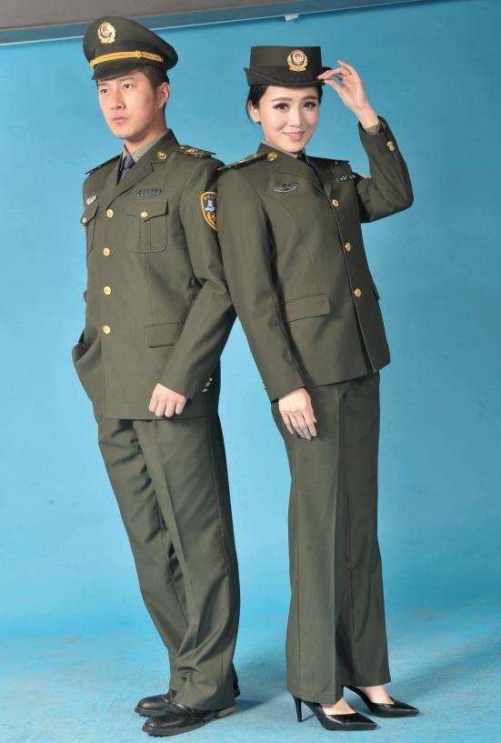 团体职业装厂_ 职业装相关-青岛将军标志服饰有限公司