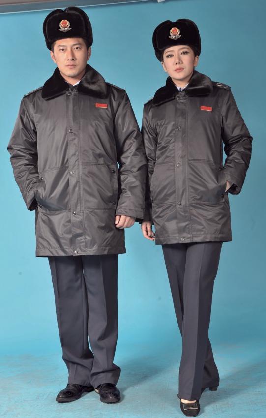 质量技术监督执法标志服装定点企业-青岛将军标志服饰有限公司