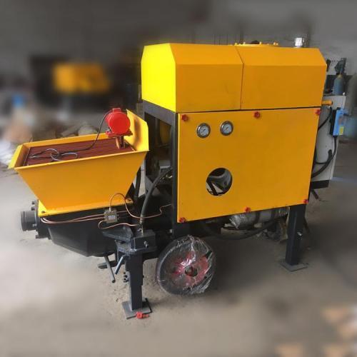 细石泵混凝土输送泵_高压泵-湖南科玛森机械制造有限公司