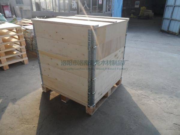 南阳出口木箱生产厂家_木箱木包装箱相关-洛阳市洛南奇龙木材制品厂