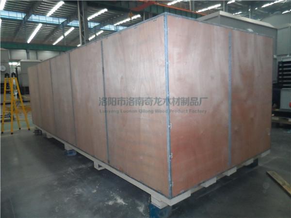 焦作出口木箱托盘_防水竹、木箱生产厂家-洛阳市洛南奇龙木材制品厂