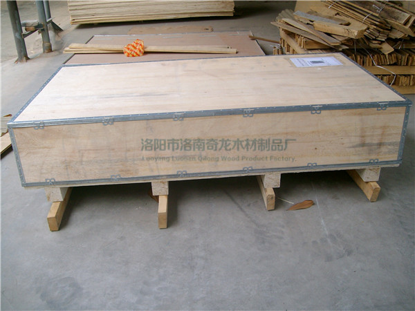 焦作可拆卸免熏蒸木箱包裝_膠合木箱包裝箱相關-洛陽市洛南奇龍木材制品廠