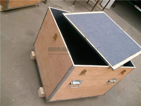 河南貨物免熏蒸木箱包裝_木箱相關-洛陽市洛南奇龍木材制品廠