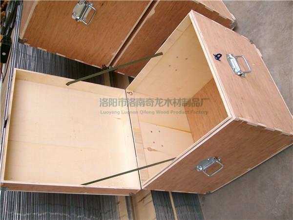 焦作防水免熏蒸木箱包裝_膠合板竹、木箱生產廠家-洛陽市洛南奇龍木材制品廠