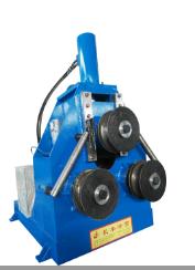 铁皮滚圆机价格_液压金属成型设备供应商-新乡市长丰冷弯设备有限公司