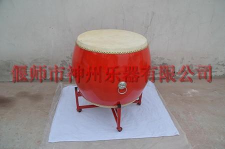 小牛皮红鼓型号规格_优质打击类乐器哪家好-偃师市神州乐器有限公司