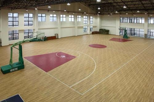 高品质篮球运动木地板价格_木塑地板相关-湖南德冠木业有限公司