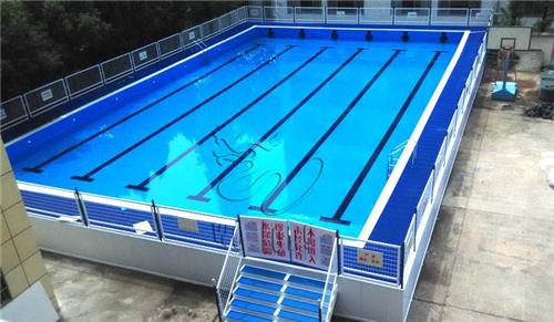 泳池设计安装_泳池水处理设备价格-长沙市中鹏工程设备有限公司