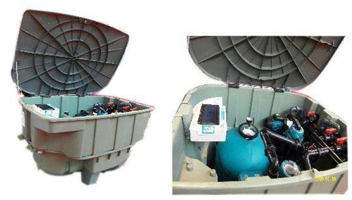 湖南游泳池设备厂家电话-长沙市中鹏工程设备有限公司