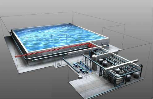 电子行业水处理设备_污水处理成套设备价格-湖南艺水环境工程设备有限公司