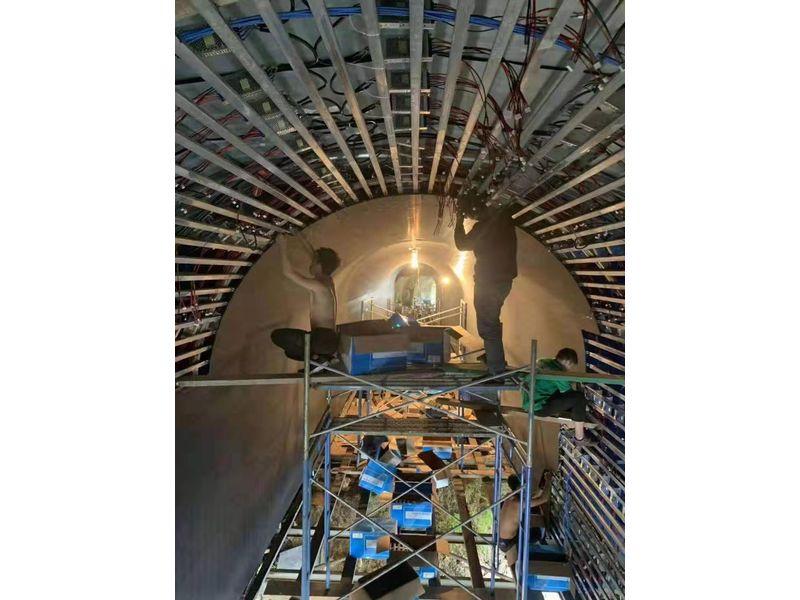 景区时光隧道造价_河北娱乐休闲项目合作设计-河南亿动乐游乐设备有限公司